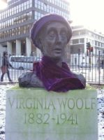 25 de Enero. Virginia Woolf, Tavistock Square y España