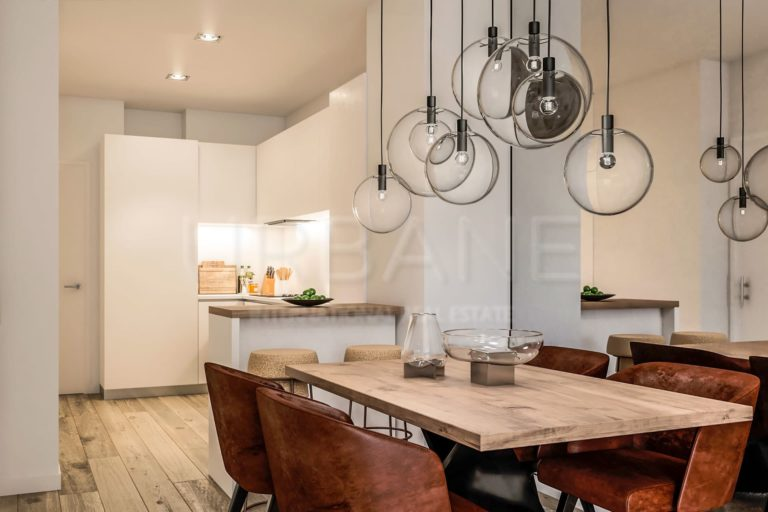 3 Bed 2 Bath Luxury Apartment in Boutique Eixample Project